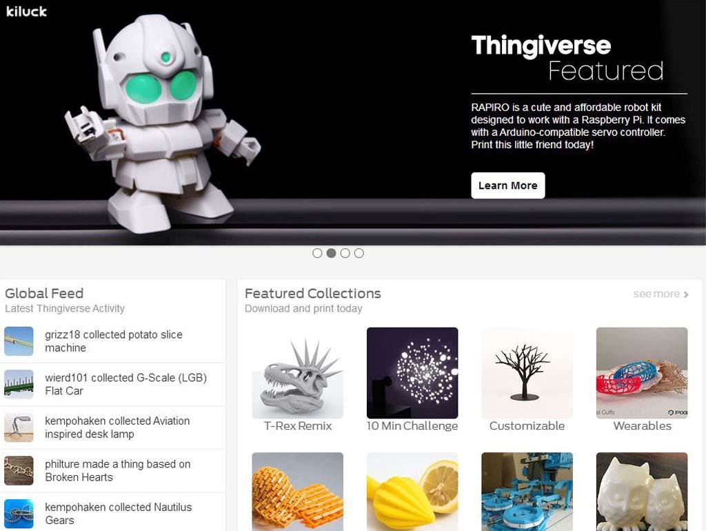 thingivers