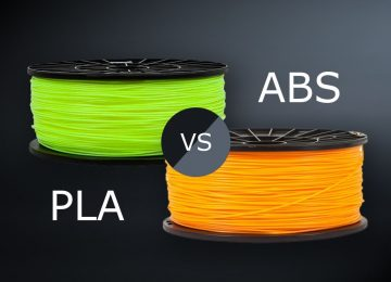 ABS או PLA יתרונות וחסרונות