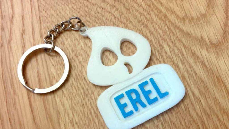 אראל – מחזיק מפתחות