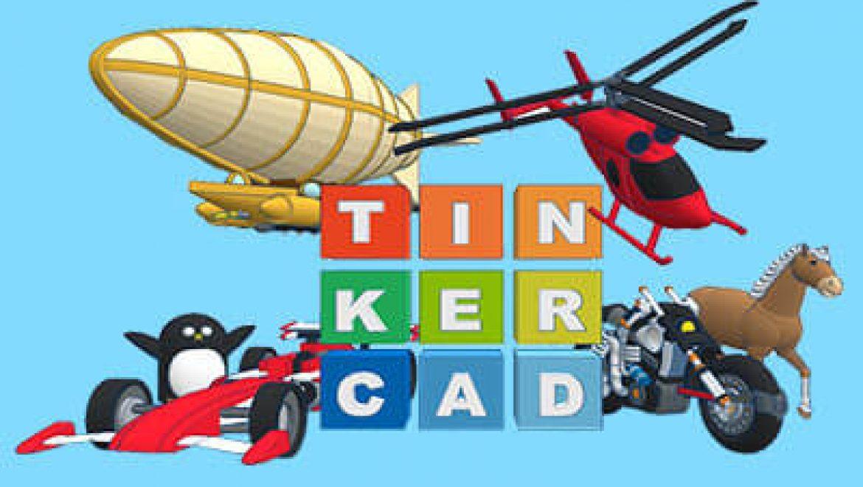 טינקרכאד – TINKERCAD